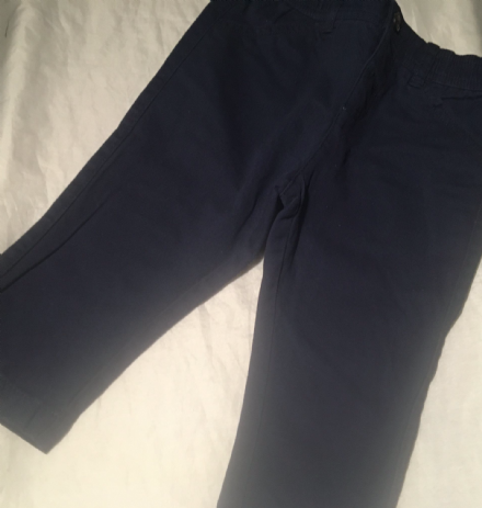 12-18 Month Navy Trousers